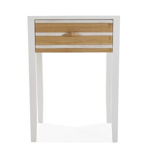 Hawkesbury 1 Drawer Bedside Table By Beachcrest Home