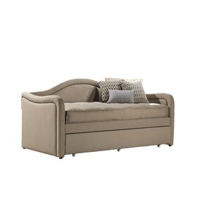 Finchley Daybed with Trundle Darby Home Co