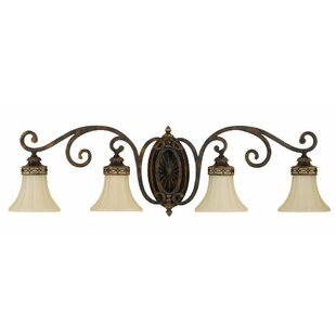 Feiss Cervantes 4-Light Vanity Light