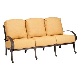 Holland Patio Sofa with Cushions
