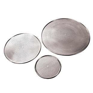 Alum Perforated Pizza Pan