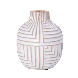 Arledge Clay Aztec Shoulder Table Vase