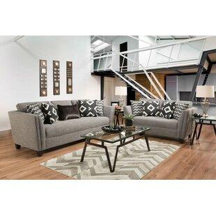Darby Home Co Culbreth Configurable Livin..