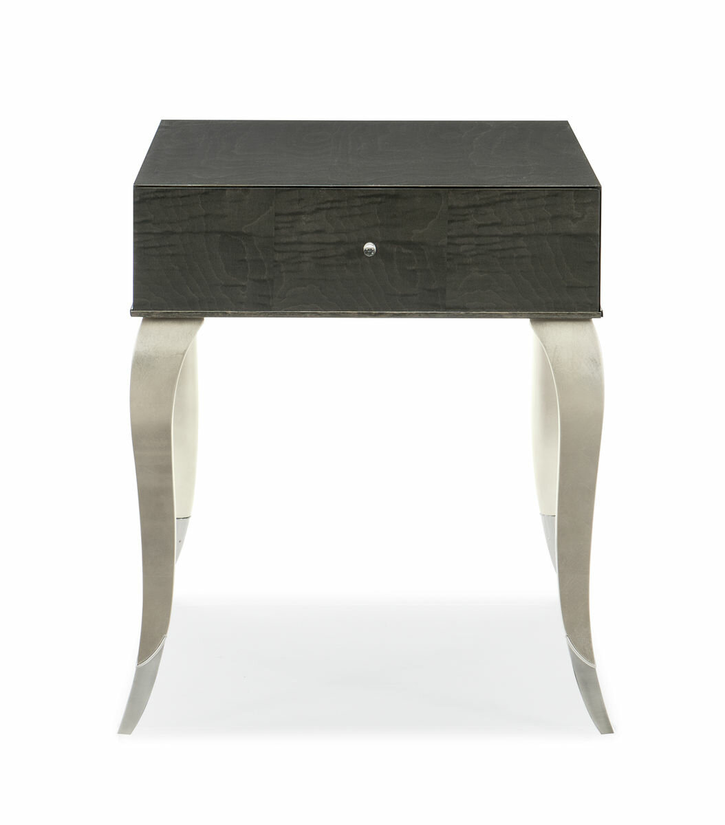 Caracole Classics Maple End Table With Drawer | Wayfair