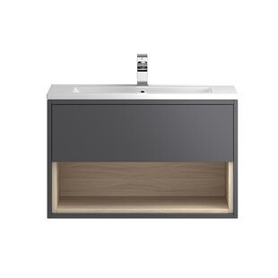 Review Rayne Wall Mounted Single Vanity Unit