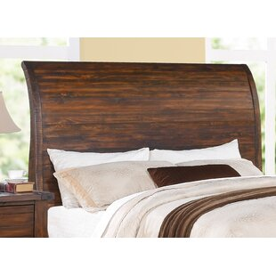 Comparison Jacob Sleigh Headboard by Loon Peak
