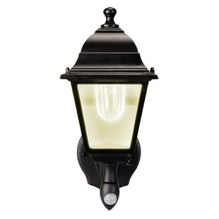 Top Reviews Barryknoll 1-Light Outdoor Sconce By Alcott Hill