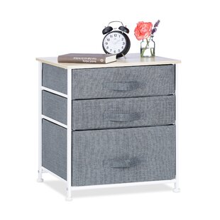 Hetton Bedside Table By 17 Stories