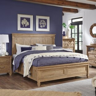 Alcott Hill Hooley Panel Bed