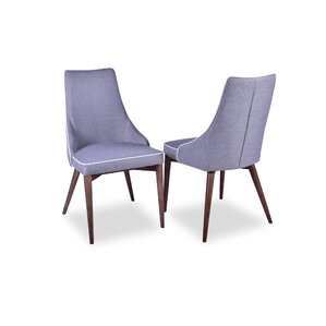Jeromy Mid Century Modern Dining Chair (Set of 2) by Corrigan Studio