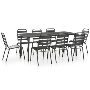 Collins 8 Seater Dining Set By Sol 72 Outdoor