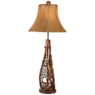 Coast Lamp Mfg. Rustic Living Snow Shoe29