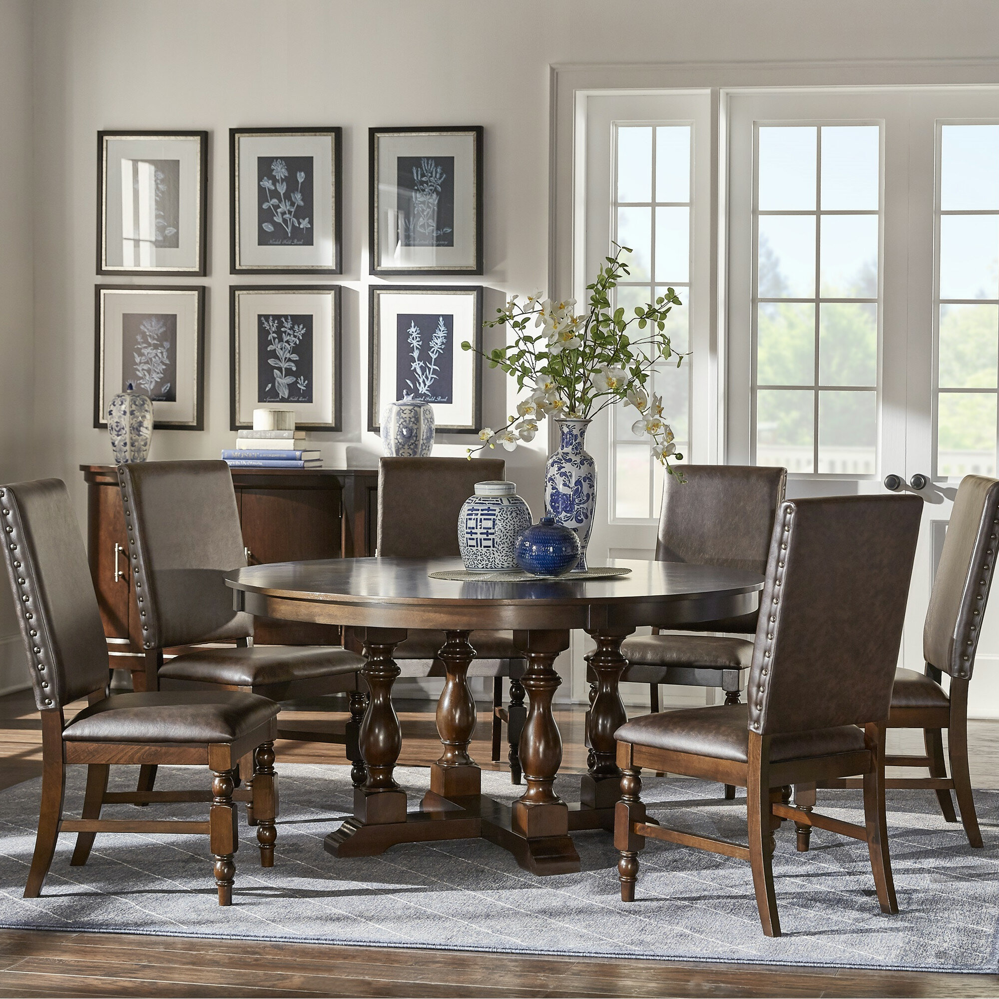 Darby Home Co Kingsley 7 Piece Dining