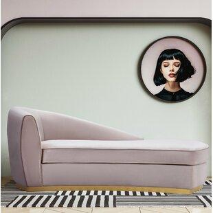 Everly Quinn Saldana Chaise Lounge