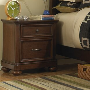 Shop For Rylie 2 Drawer Nightstand by Mack & Milo Reviews (2019) & Buyer's Guide