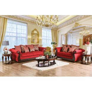 Rondon 2 Piece Living Room Set by Astoria Grand