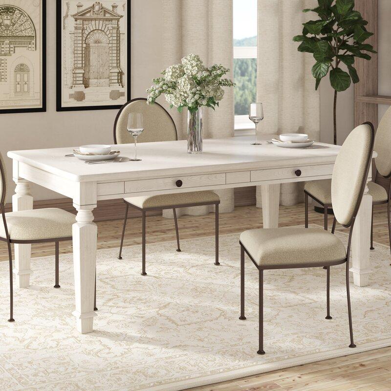 Ophelia Co Tomas Dining Table Reviews Wayfair