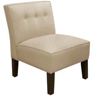 Alcott Hill Garden Slipper Chair