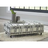 Rugeley Oversized Accent Ottoman by Bungalow Rose