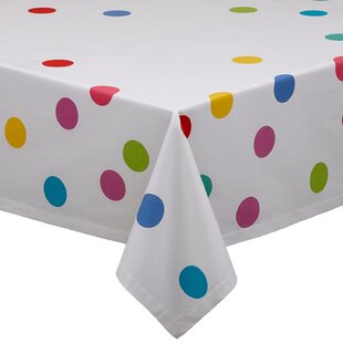Confetti Print Tablecloth
