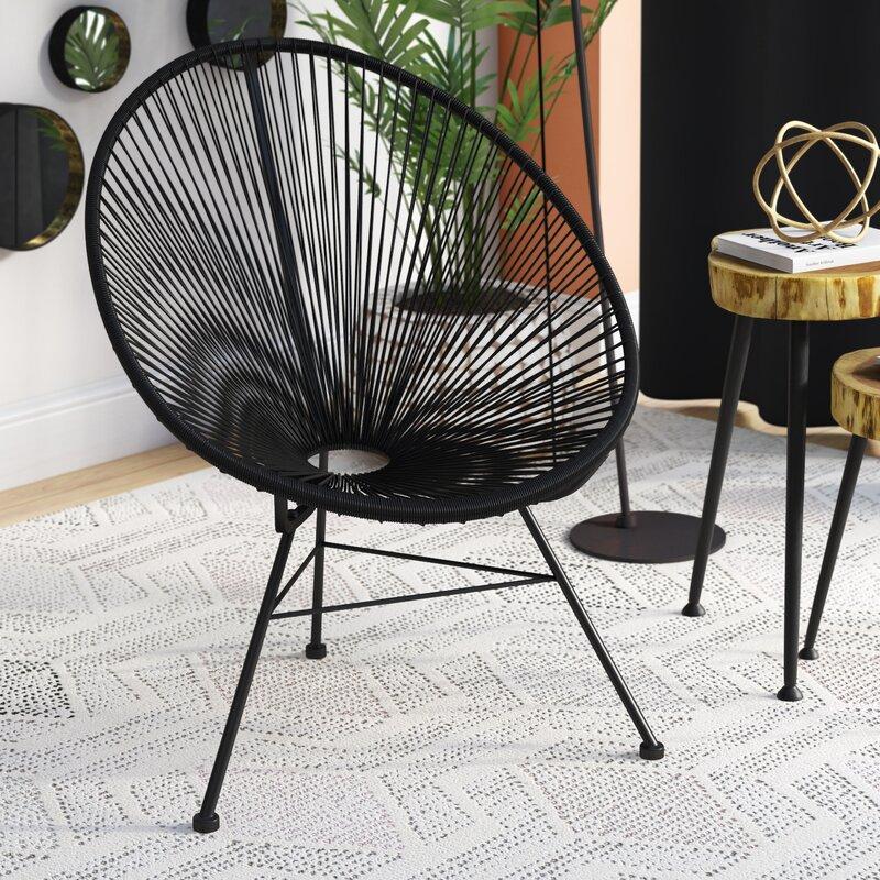 Modern Papasan Chair: Bradley Papasan Chair & Reviews
