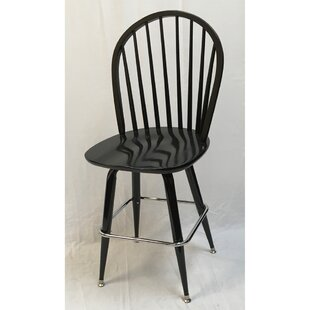 Persons Windsor Crossover Metal 30 Bar Stool August Grove
