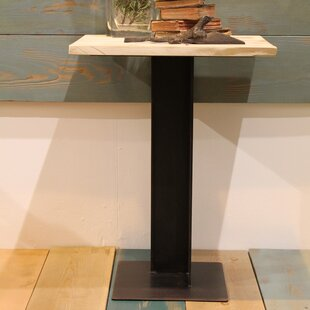 Miley Pedestal Telephone Table By Ebern Designs