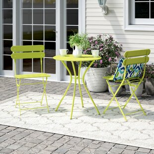 Burley 3 Piece Bistro Set