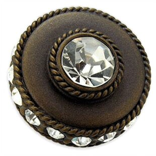 Purchase Northern Lights Circle Novelty Knob ByAnne at Home
