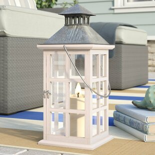 Gloucester Lantern by Beachcrest Home