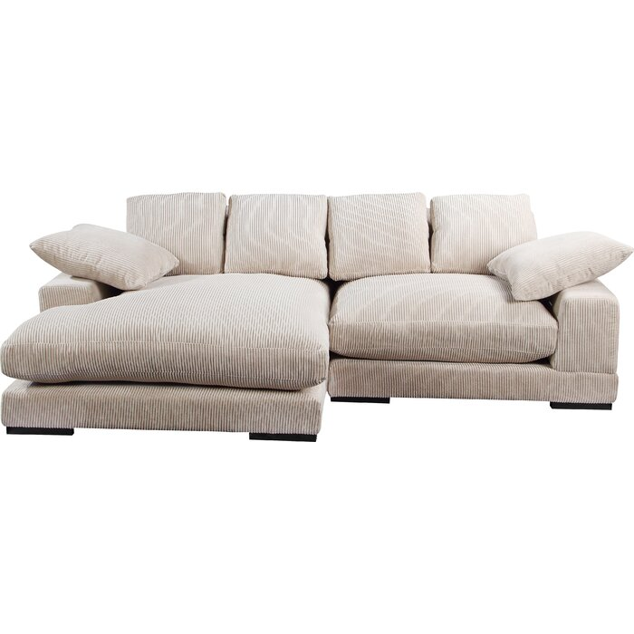 Moes home Lonsdale Sectional   Item# 7129
