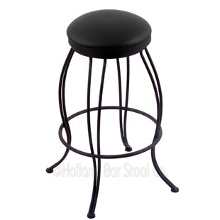 Exley 25 Swivel Bar Stool Winston Porter