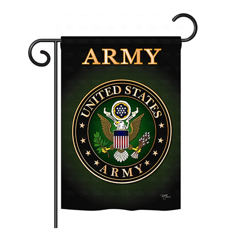 Breeze Decor Us Armed Forces 2 Sided Polyester House Flag Reviews Wayfair