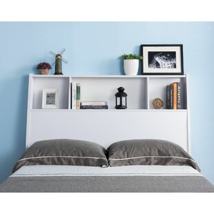 Compare & Buy Jatoi Full Bookcase Headboard by Latitude Run Reviews (2019) & Buyer's Guide