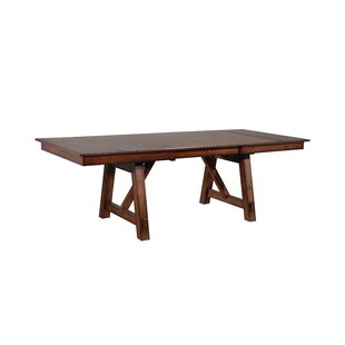 Keturah Farmhouse Dining Table by August Grove Best #1t