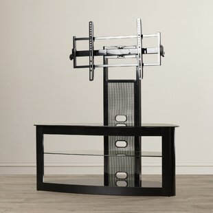 Compare prices Gwen TV Stand for TVs up to 65 by Wade Logan Reviews (2019) & Buyer's Guide