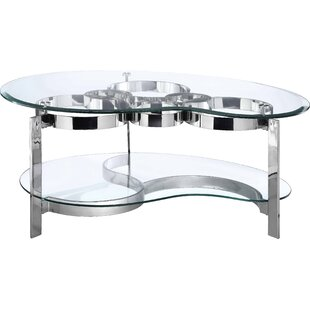 Nilda Coffee Table by Everly Quinn Looking for