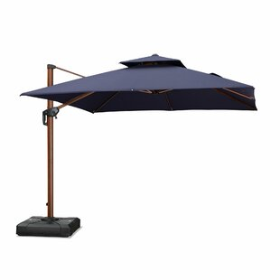 Dickinson 2.7m Square Cantilever Parasol By Freeport Park