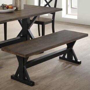 Landrum Wood Dining Bench