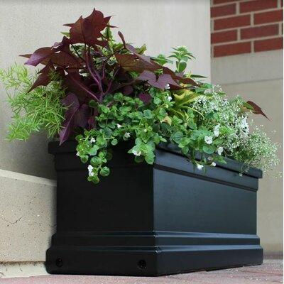Bloomz Fiberglass Window Box Planter Outdoor Distinctions