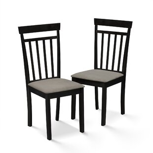 Jeske Upholstered Dining Chair (Set of 2)