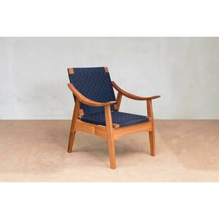 Izapa Armchair by Masaya & Co No Copoun