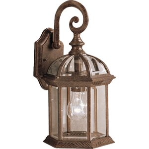 Caroline 1-Light Outdoor Wall Lantern
