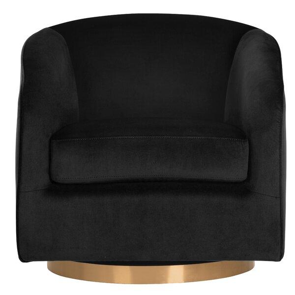 Awesome Modern Contemporary Lucas Swivel Base Chair Allmodern Machost Co Dining Chair Design Ideas Machostcouk