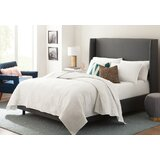 Stella Upholstered Panel Bed