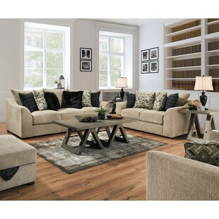 17 Stories Callahan Configurable Sofa Set