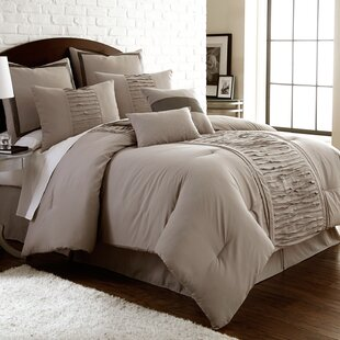 Lark Manor Guillotte 8 Piece Comforter Set
