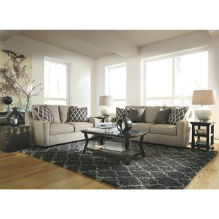 Alandari 2 Piece Configurable Living Room Set by Signature Design by Ashley