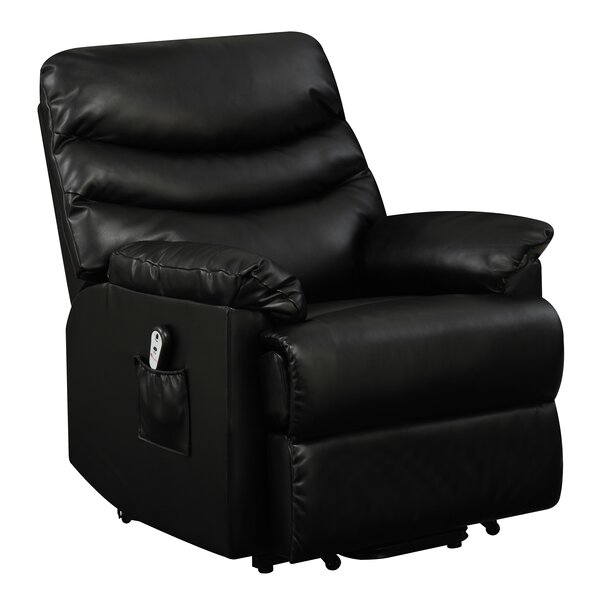 sc 1 st  Wayfair & Leather Recliners Youu0027ll Love | Wayfair islam-shia.org