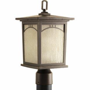 Shmuel 1 Light Outdoor Hanging Lantern